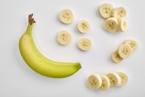 reduce food waste - banana